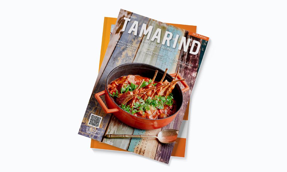 UFS Tamarind Recipe Book